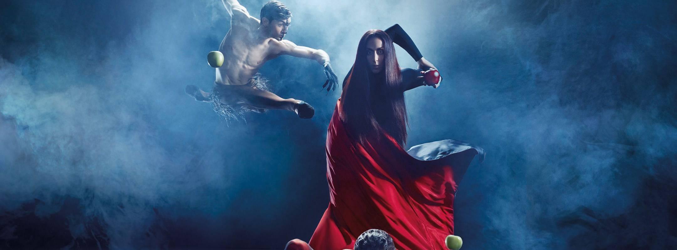 GRIMM - Junior Company het Nationale Ballet & ISH Dance Collective