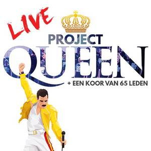 Project Queen - vierkant