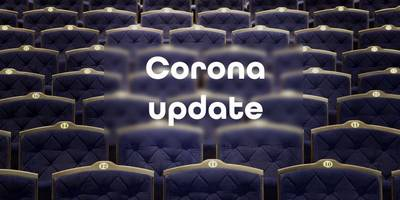 corona-update in het theater